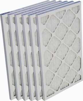 12 x 20 x 1 ez-pleat Merv 8 Air Filter (6er Pack)