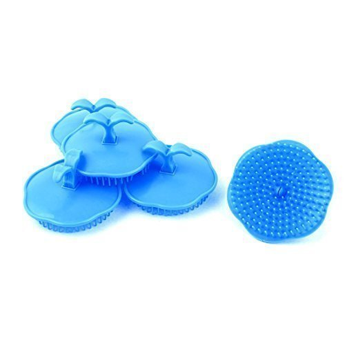 sourcingmapr-hair-scalp-body-massage-comb-shampoo-brush-conditioner-5pcs-blue