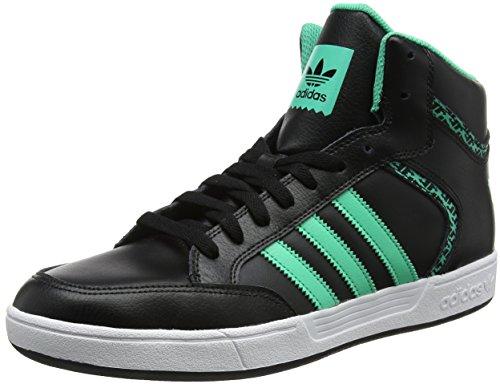 adidas Originals VARIAL MID G65708 Herren Sneaker Schwarz (Core Black/hi-reset Green/footwear White 0)