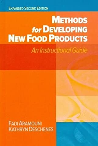 Methods for Developing New Food Products: An Instructional Guide