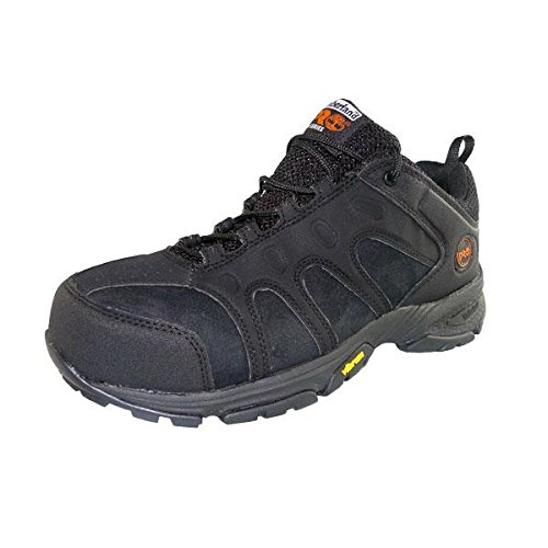 Timberland Wildcard S1 Lace up Safety Shoe Black - 10UK / 44EU