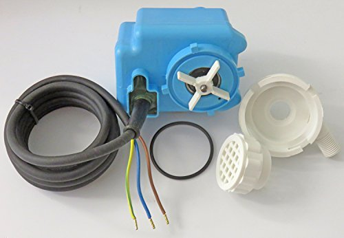 WP1_Wasserpumpe für alle Tischsägen und Brückensägen mit Wasserwanne aller Art. 850 Lt./H