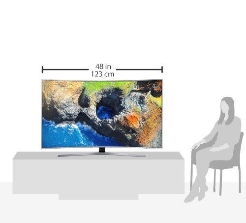 Samsung UE55MU6509 138 cm (55 Zoll) 4k Curved TV - 13