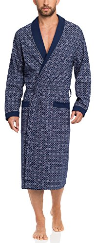 Timone Bata Larga Vestidos Casa Hombre N1TH1N Azul