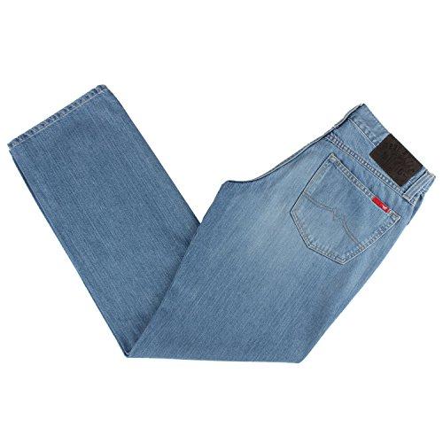MUSTANG Herren Jeans Big Sur Big Sur 3169 5356/588 Hellblau