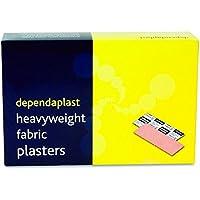 REL509 Dependaplast Fabric Plasters 4cm x 2cm box of 100. by Reliance Medical preisvergleich bei billige-tabletten.eu