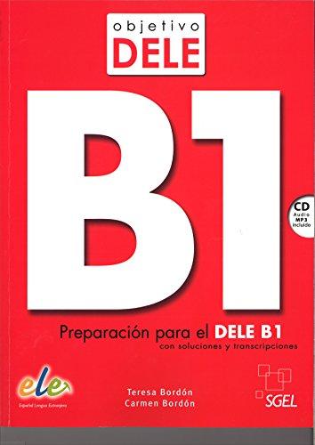 Objetivo DELE B1 por Teresa Bordón Martínez