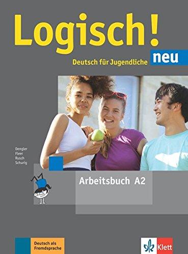 Logisch! neu a2, libro de ejercicios con audio online