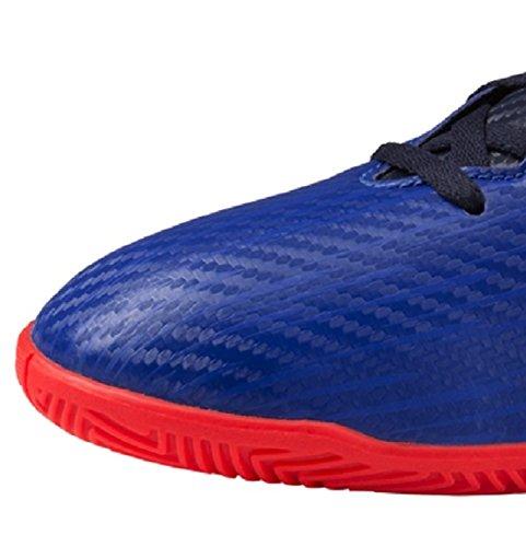 Masculinos Vermelho Royal 16 Futebol Salão Adidas Sapatos Croyal X Sapatos Prata 4 Futebol De Em n1wgwq7X6Z
