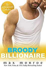 Broody Billionaire : The Wes Lancaster Collection (English Edition)