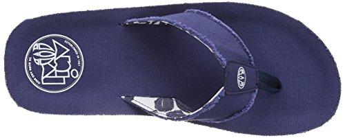 Animal Cruz Herren Zehentrenner Blau (882 Blue)