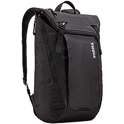 Thule Enroute Backpack Zaino, Black, 20