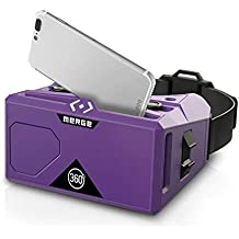 Merge VR VRG-01P Virtual Reality Headset for iPhone and Android