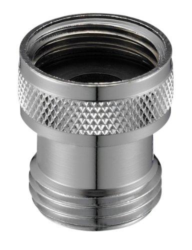 Wasserspar-Verschraubung Mit vorwählbarem Wassermengenregler auf max. 12 l/min