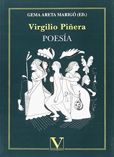Virgilio Piñera. Poesía (Serie Bibiblioteca Cubana)
