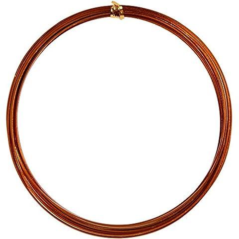 El cable de aluminio, B: 3,5 mm, 0,5 mm de espesor, 4,5 m, cobre