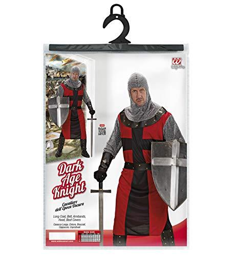 Widmann – Mittelalterliches Ritter-Kostüm für Herren – XL - 5