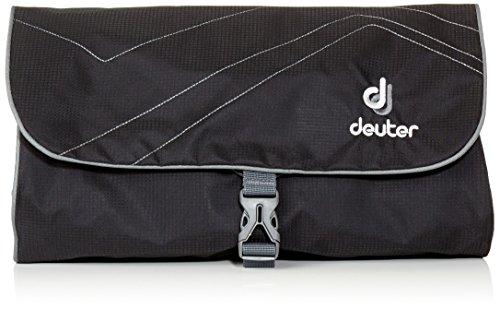 Deuter Kulturtasche Wash Bag II Waschbeutel Black-Titan 20 x 31 x 4 cm