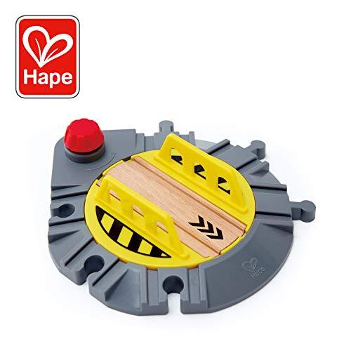 Hape Kids Wooden Railway Engine Turntable