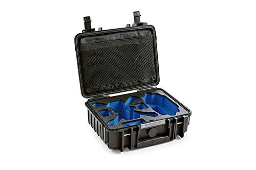 B&W outdoor.cases Typ 1000 mit DJI Spark Inlay - Das Original