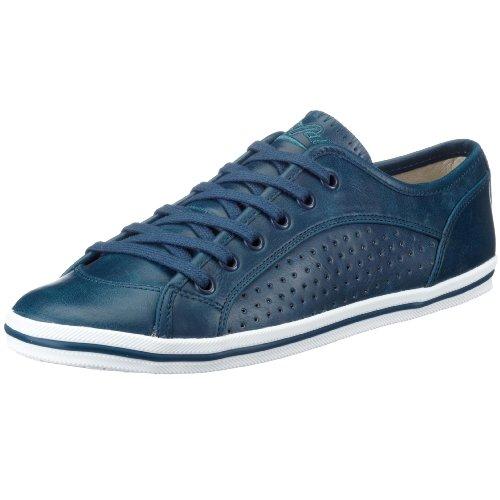 Buffalo 507-V9987 Derby PU 115934, Damen Sneaker, Türkis (Petrol 04), EU 40