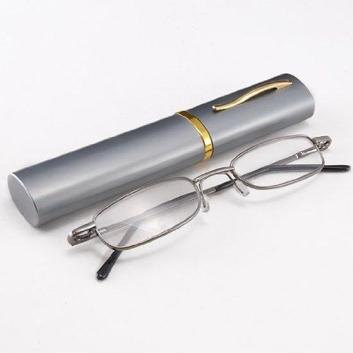vecchi-full-frame-occhiali-da-lettura-occhiali-da-vista-occhiali-reader-250-con-penna-grigio-custodi