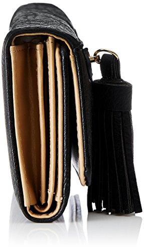 Diana Korr Women's Wallet (Black) (DKW21BLK)
