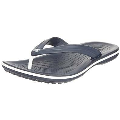 Crocs Unisex Adult's Crocband Flip Flops - Blue (Navy), 3 UK Men/4 UK Women (36-37 EU)