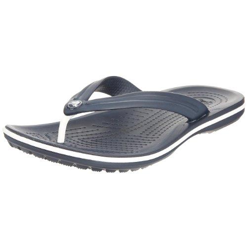 Crocs Crocband Flip U, Sandali, Unisex - adulto, Navy, 41-42