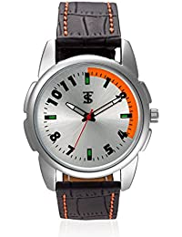 TSX Analog Watch With Leather Strap WATCH-060