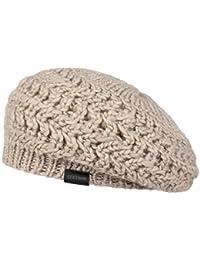Stetson Roselle Berretto Basco da Donna beanie lavorato a maglia invernale 76b6b83c76a1
