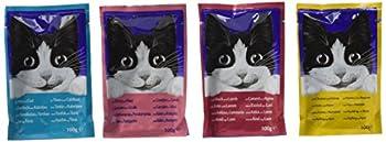 Felix As Good As Looks Nourriture pour chats mélangée 80 x 100g (80 sachets)