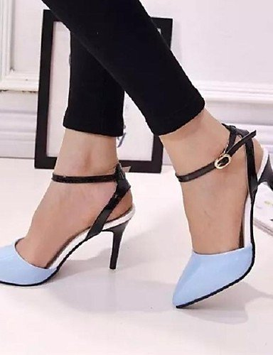 UWSZZ Die Sandalen elegante Comfort schuhe Donna-Sandali - Casual-Zeppe - Zeppa-Felpato - Schwarz/Grau, Grau -6.5-7 US/EU 37/ UK 4,5-5/CN 37, grau -6.5-7 US/EU 37/ UK 4,5-5/CN 37 Black