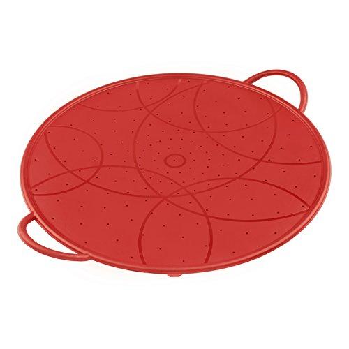 kuhn-rikon-23631-tapa-pequena-de-silicona-color-rojo