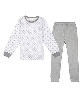Sense Organics Peter Pan Schlafanzug, Zweiteilig, Mit Sternchen - Pijama Bebé-Niños