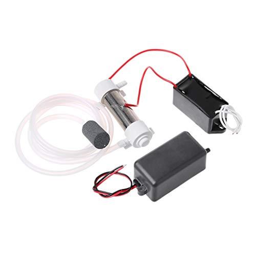 congchuaty AC220V 500mg Ozongenerator Kit Ozon Wasser Luftreiniger Sterilisator Desinfektionszubehör -