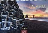 Island 2019 L 50x35cm -
