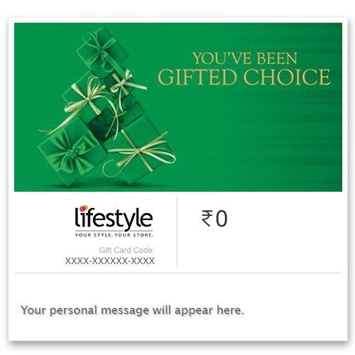 Lifestyle - Instant Voucher