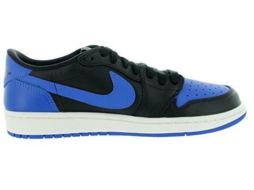 online store f838a fedde ... Nike Herren Air Jordan 1 Retro Low Og Turnschuhe, Talla Blau   Schwarz ( Schwarz