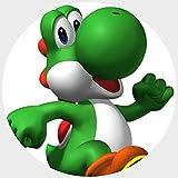 Tortenaufleger Tortenfoto Aufleger Foto Bild Super Mario Bros rund ca. 20 cm (12) *NEU*OVP*