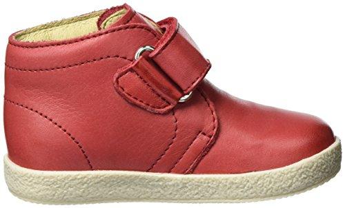 ... Falcotto Falcotto 1216 Vl, Chaussures Bébé marche mixte bébé Rot (Rot)