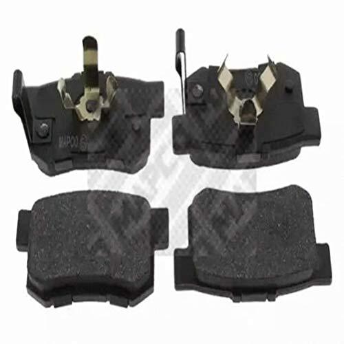 Kit pastiglie freno a disco posteriore per CRV 43022-S9A-010