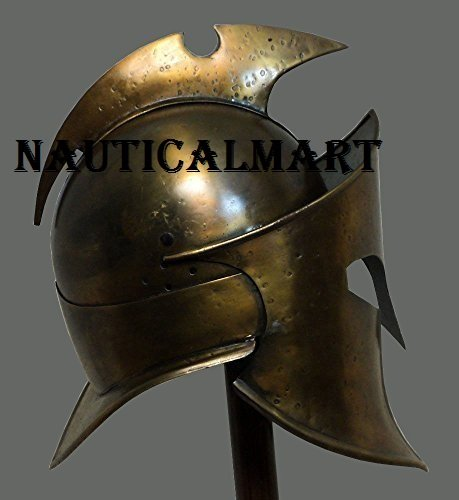 Mittelalter King Spartan 300Movie Helm–Armor Kostüm–EINE Größe von ()