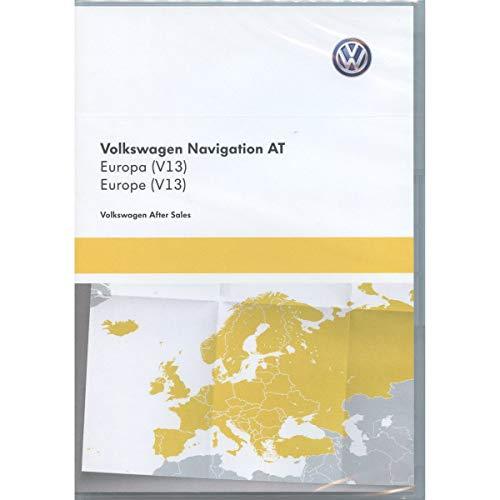 Update-sd-karte (5G0919866AH Kartendaten SD Karte Europa V13 Navi Update Navigationssystem Discover Media (nur System AT, Generation 1))