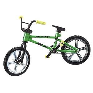 SODIAL(R) Finger Fahrrad Mini-Spielzeug Multi-Color-Kind-Geschenk Sport fuer...