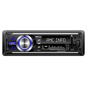 Takara RDU 1540 Autoradios Bluetooth, En Façade