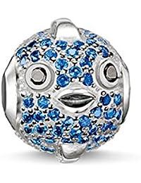THOMAS SABO Femme Argent Charms et perles - K0149-667-31