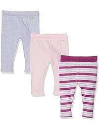 Playshoes M/ädchen Baby Ringel Lila Legging