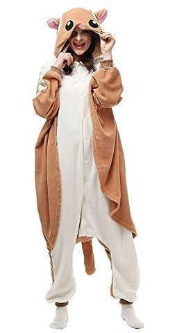 Costume Rat - Aivtalk - Homme Femme Mixte Animal Pyjama