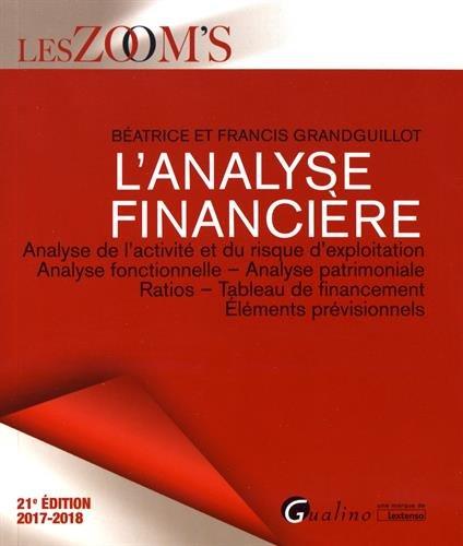 L'analyse financire
